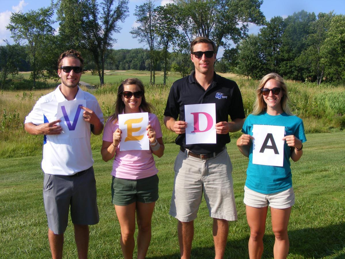 GVSU Golf Tournament