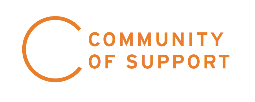 VeDA Community of Support Logo