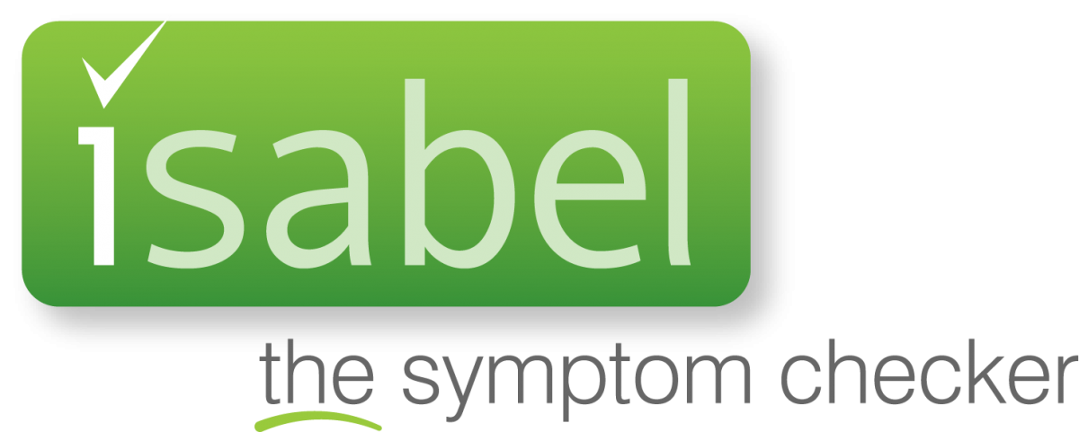 Isabel Symptom Checker logo