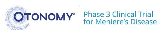 Otonomy Phase 3 Clinical Trial for Meniere's Disease