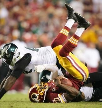 dangers of concussions in football Yet david ash, former football standout at texas, and casey cochran of  three  concussions carry with them a higher risk of long term.