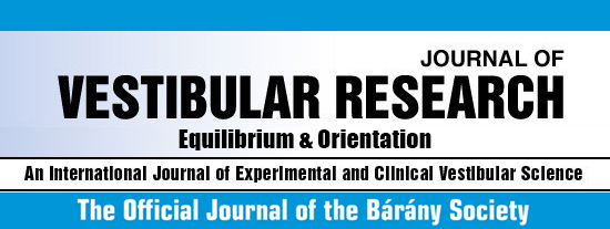 Journal of Vestibular Research