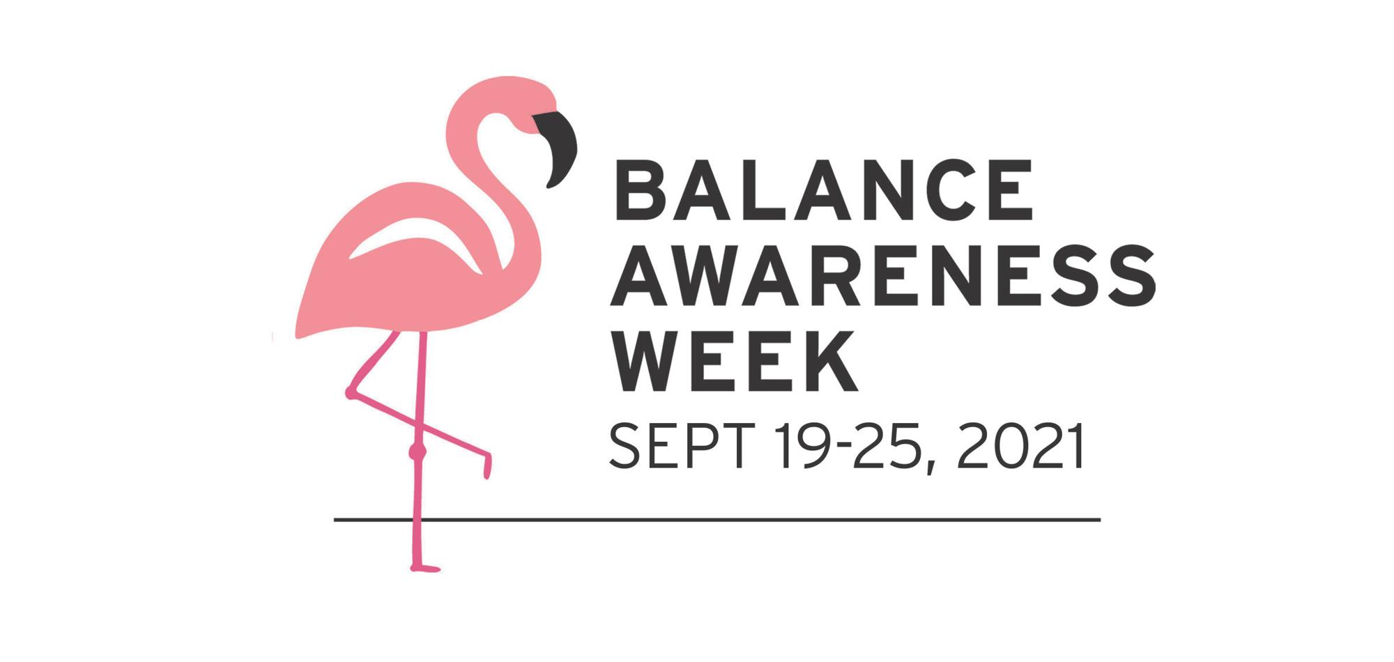 Balance Awareness Week 2021