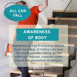 Awareness of Body