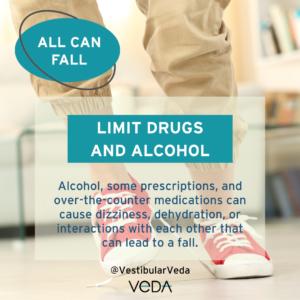 Limit Drugs & Alcohol