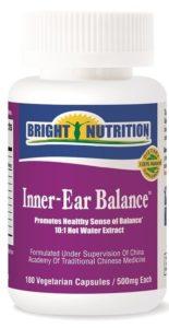 Inner Ear Balance