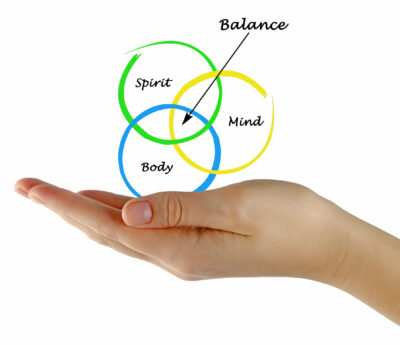 balance mind, body, spirit