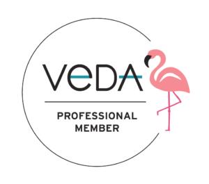 VeDA Professional Membership Badge