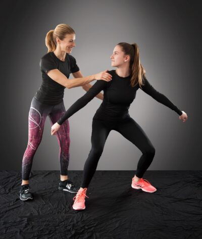 personal trainer execise class
